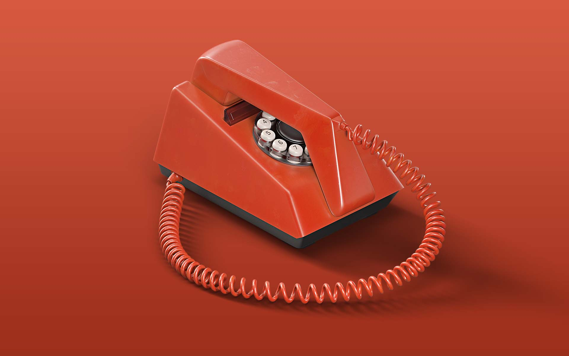 Red Phone 3D
